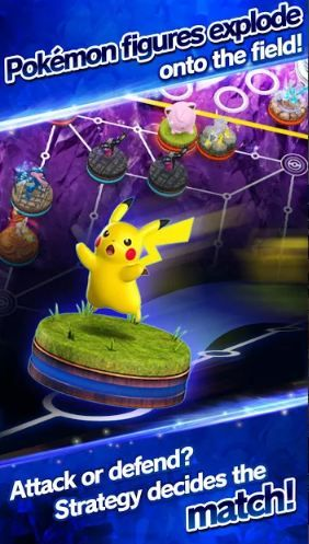 Pokémon Duel Apk Mod 7.0.10 Android latest version Board