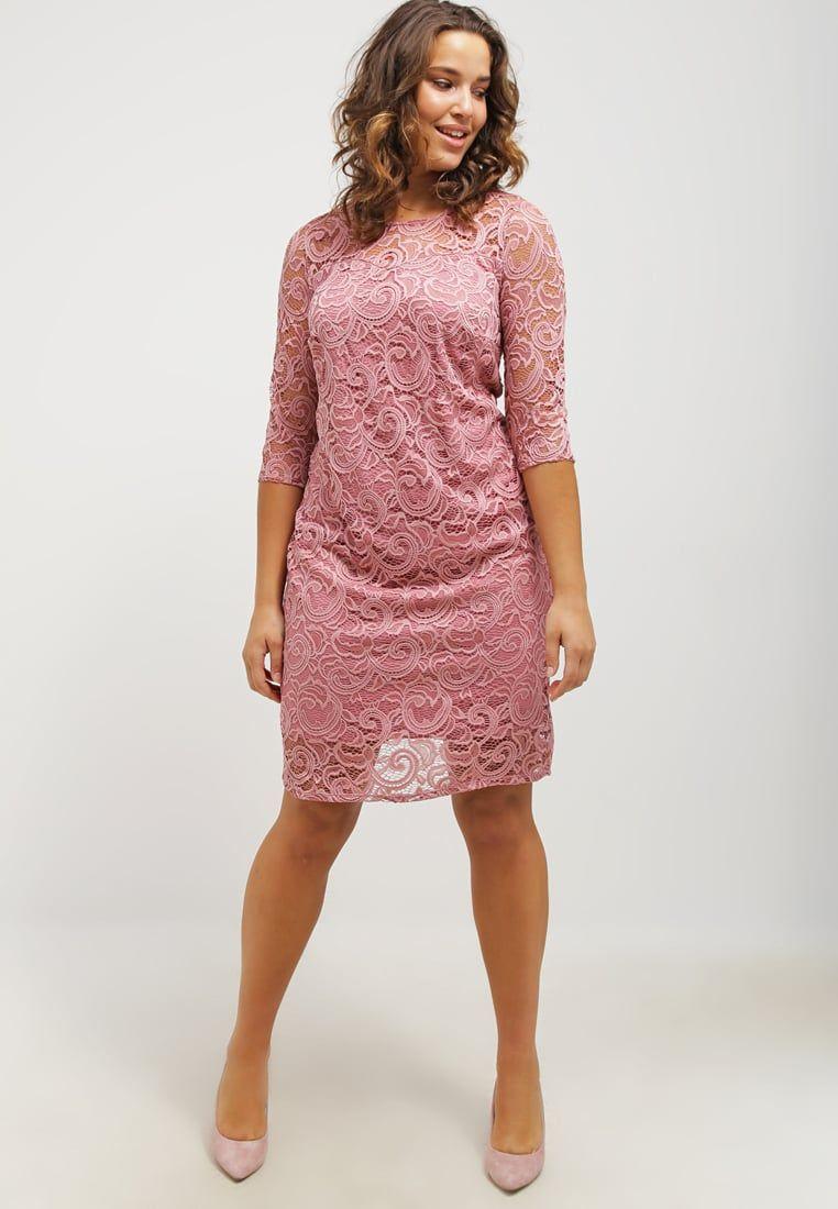 3eef562522 Dorothy Perkins Curve Sukienka letnia - pink za 219 zł (25.05.16) zamów  bezpłatnie na Zalando.pl.