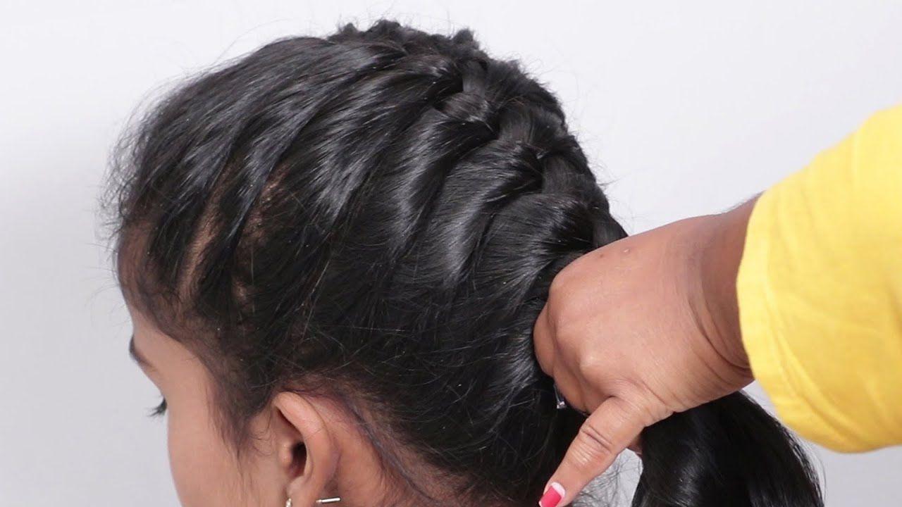 Easy Hairstyles For Short Hair Cute Juda Hairstyles Hairstyle For Girls Hairstyles Beau Easy Hairstyles Short Hair Styles Easy Hairstyle