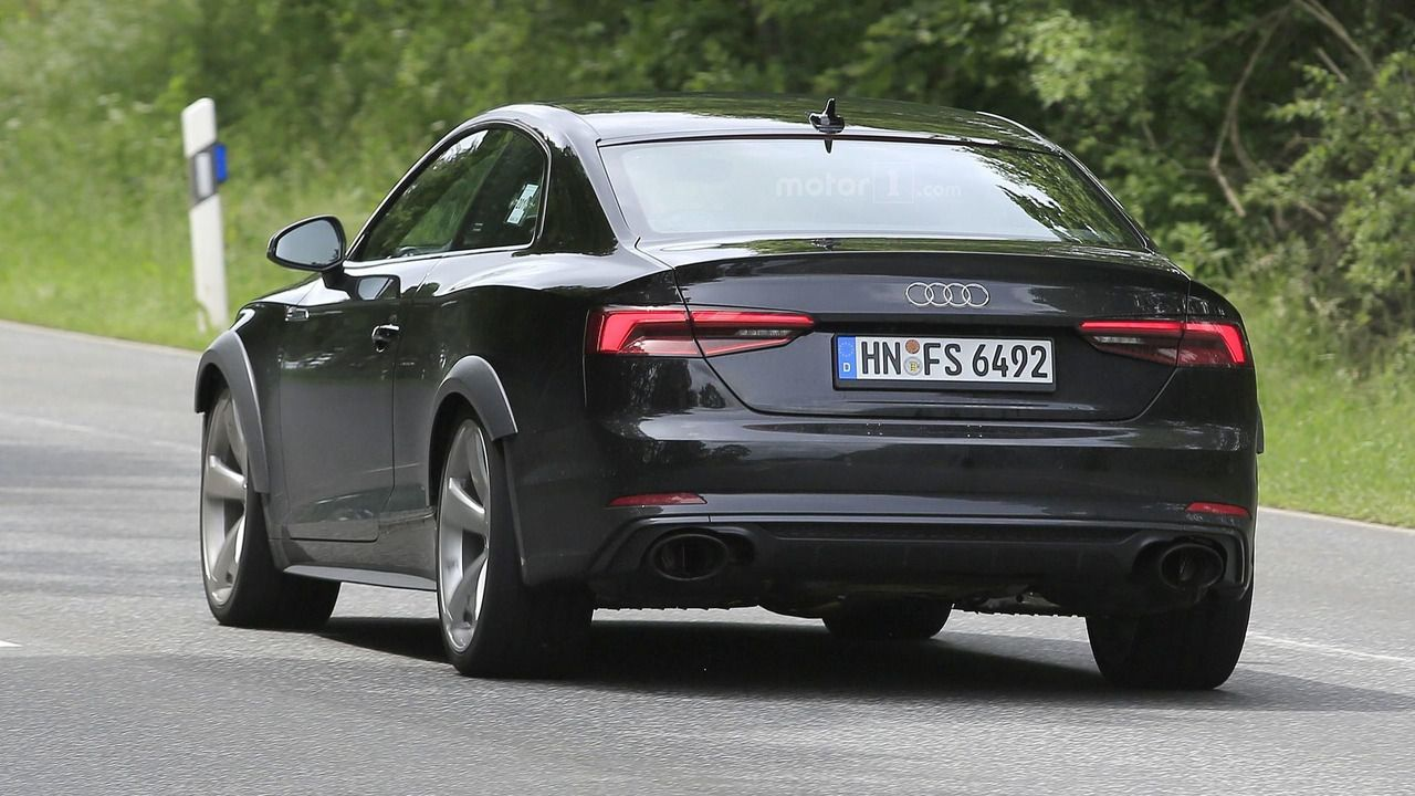 2018 audi s5 coupe. Interesting Audi 2018 Audi RS5 Coupe Spy Photo On Audi S5 Coupe
