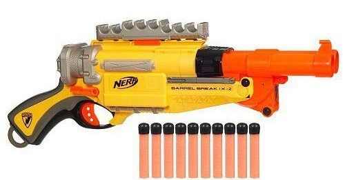 Image result for Awesome nerf guns