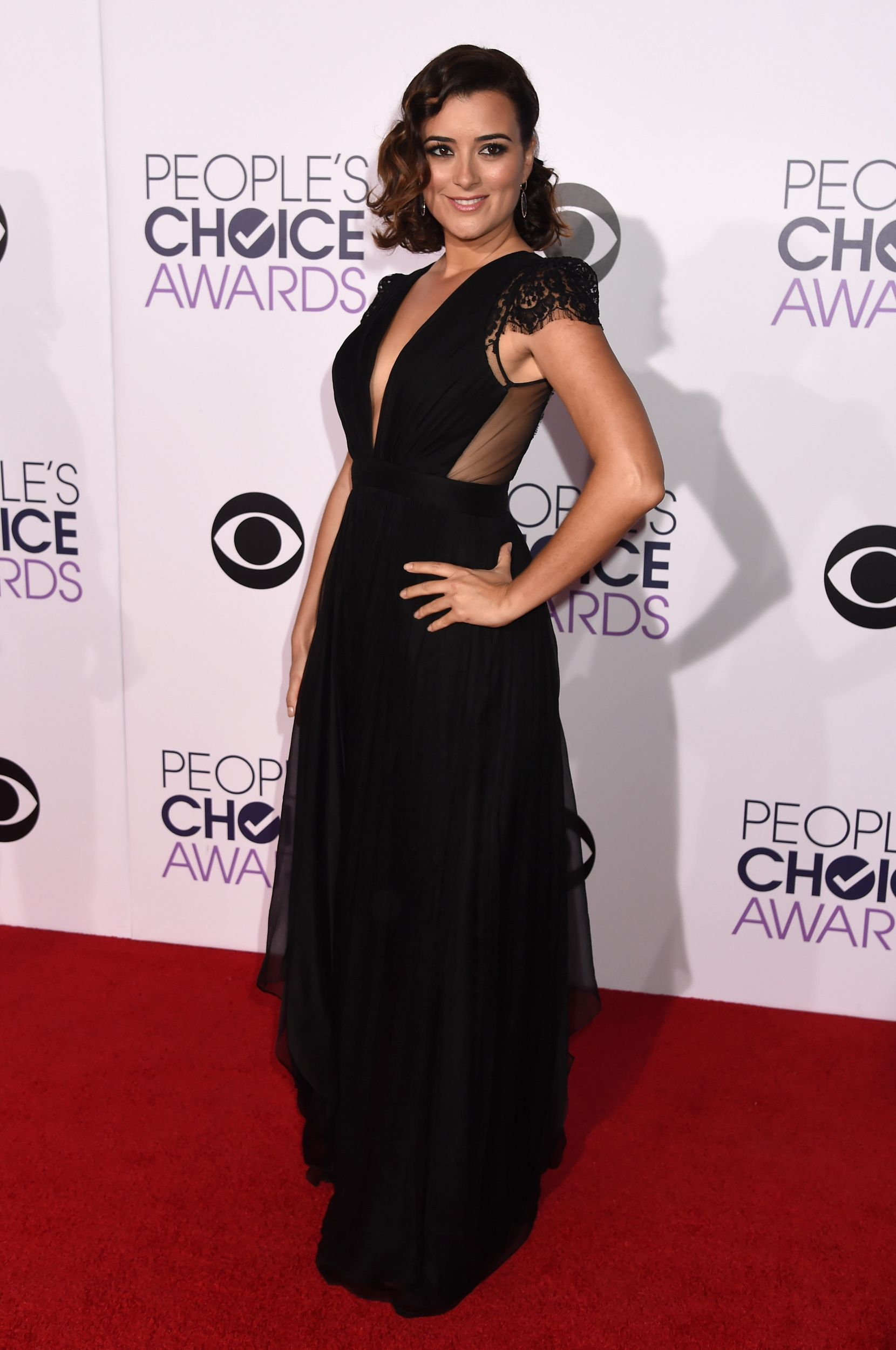 Cote de Pablo via @stylelist | http://aol.it/1DG1mFp