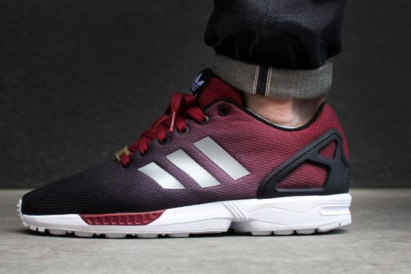 Adidas Zx Flux 2.0 Black Red