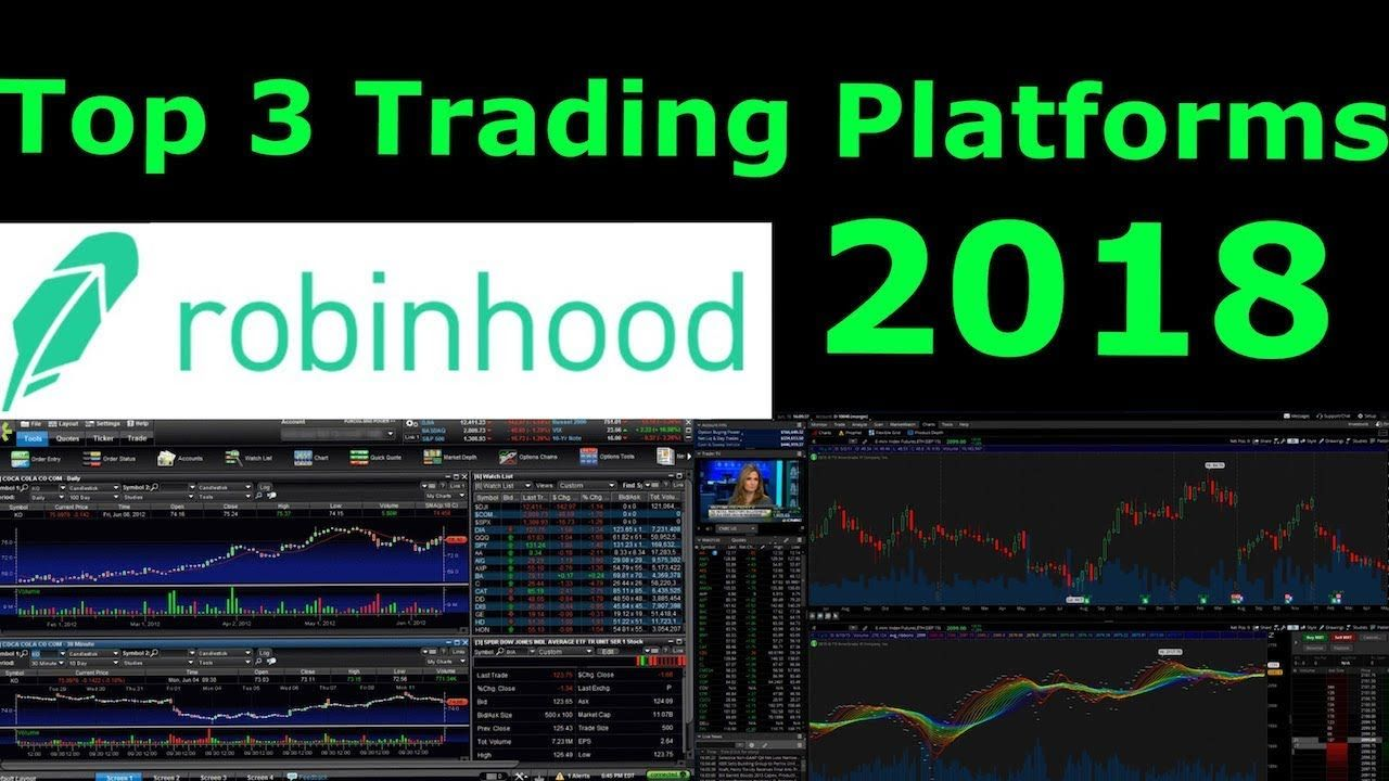 Top 3 Stock Trading Platforms For Beginners 2018 Stock Trading