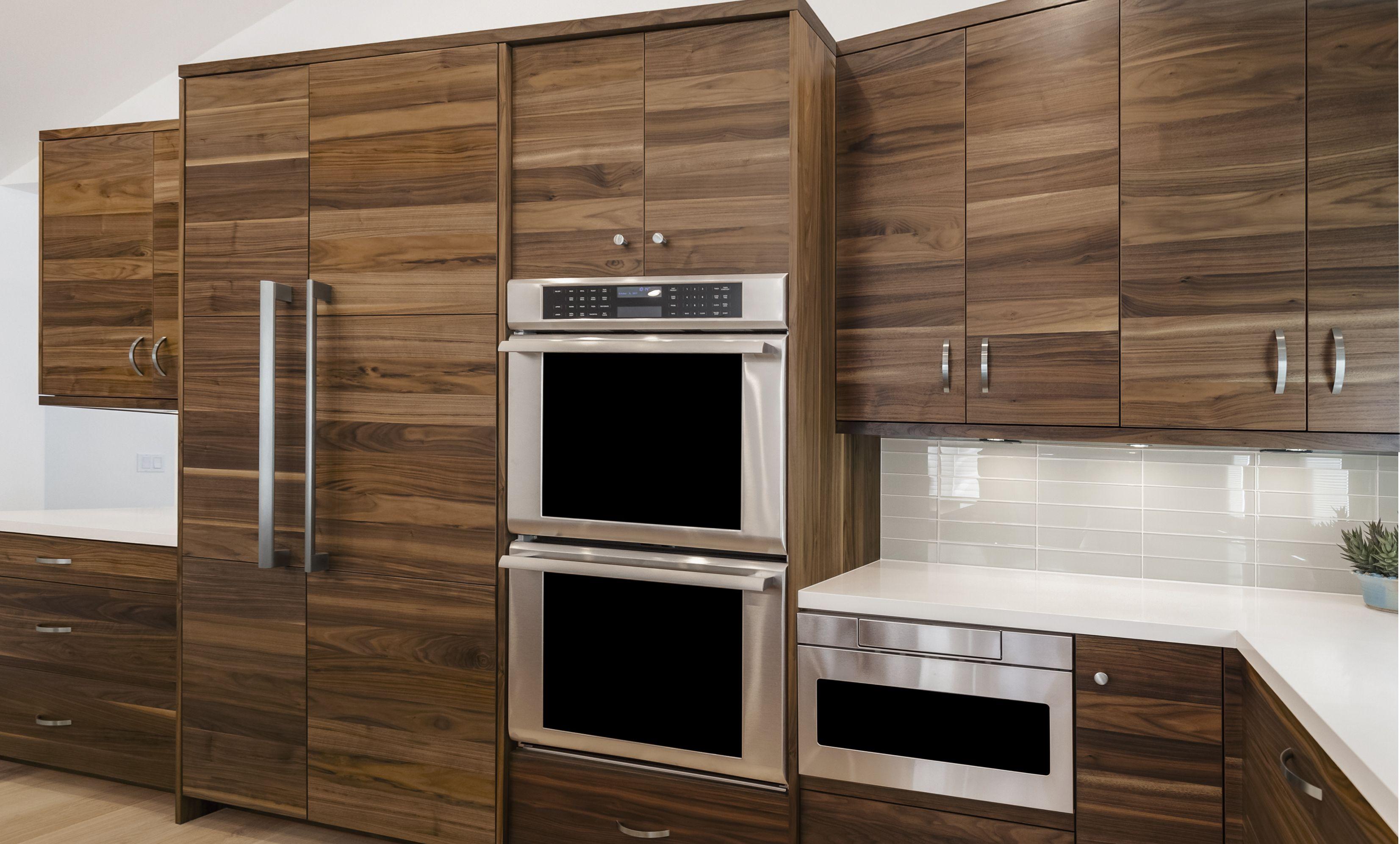Modern Kitchen Cabinets Taurus Dewils Custom Cabinetry In 2020 Wood Kitchen Cabinets Modern Wood Kitchen Wood Kitchen