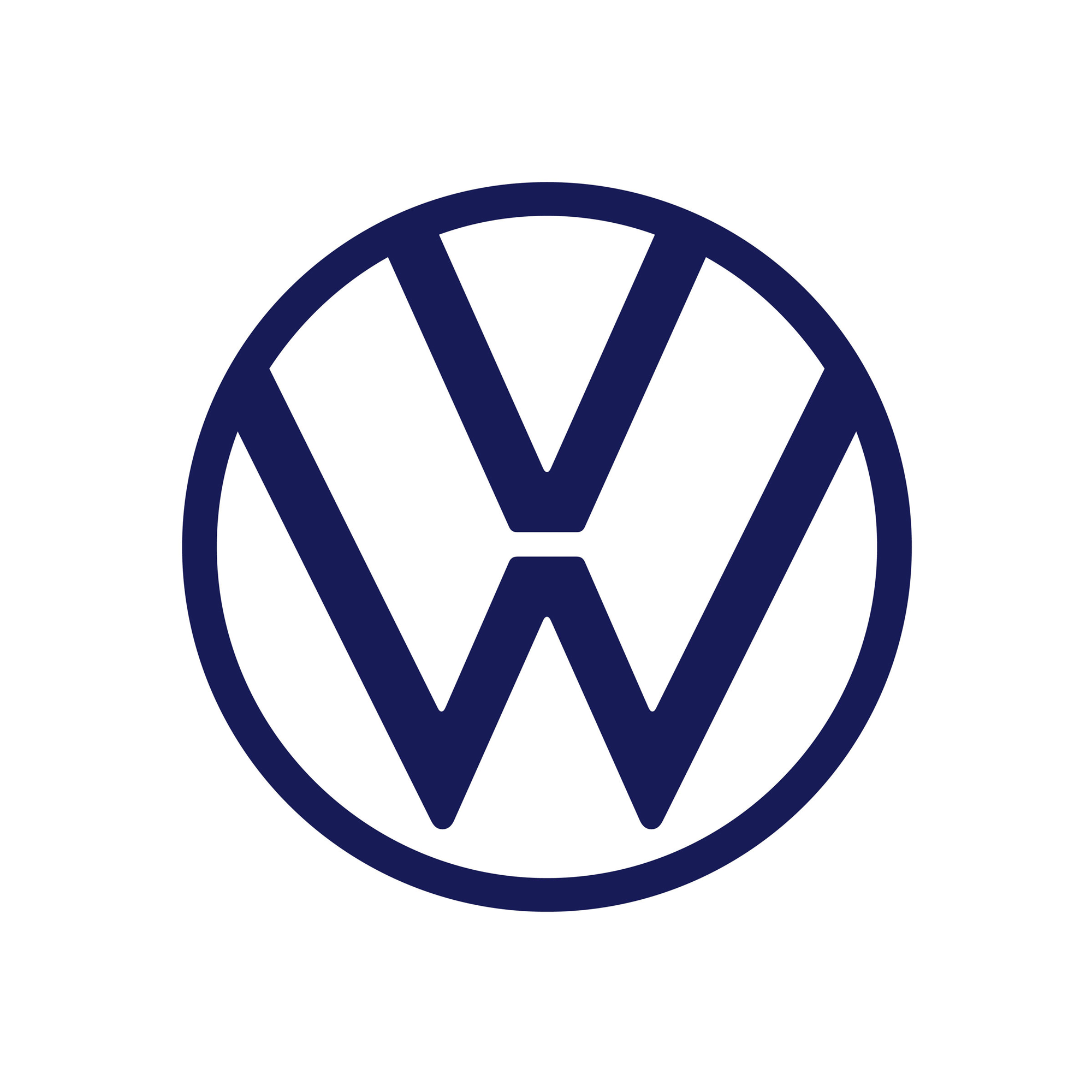 Brand New New Logo And Identity For Volkswagen Done In House Car Brands Logos Volkswagen Logo Volkswagen