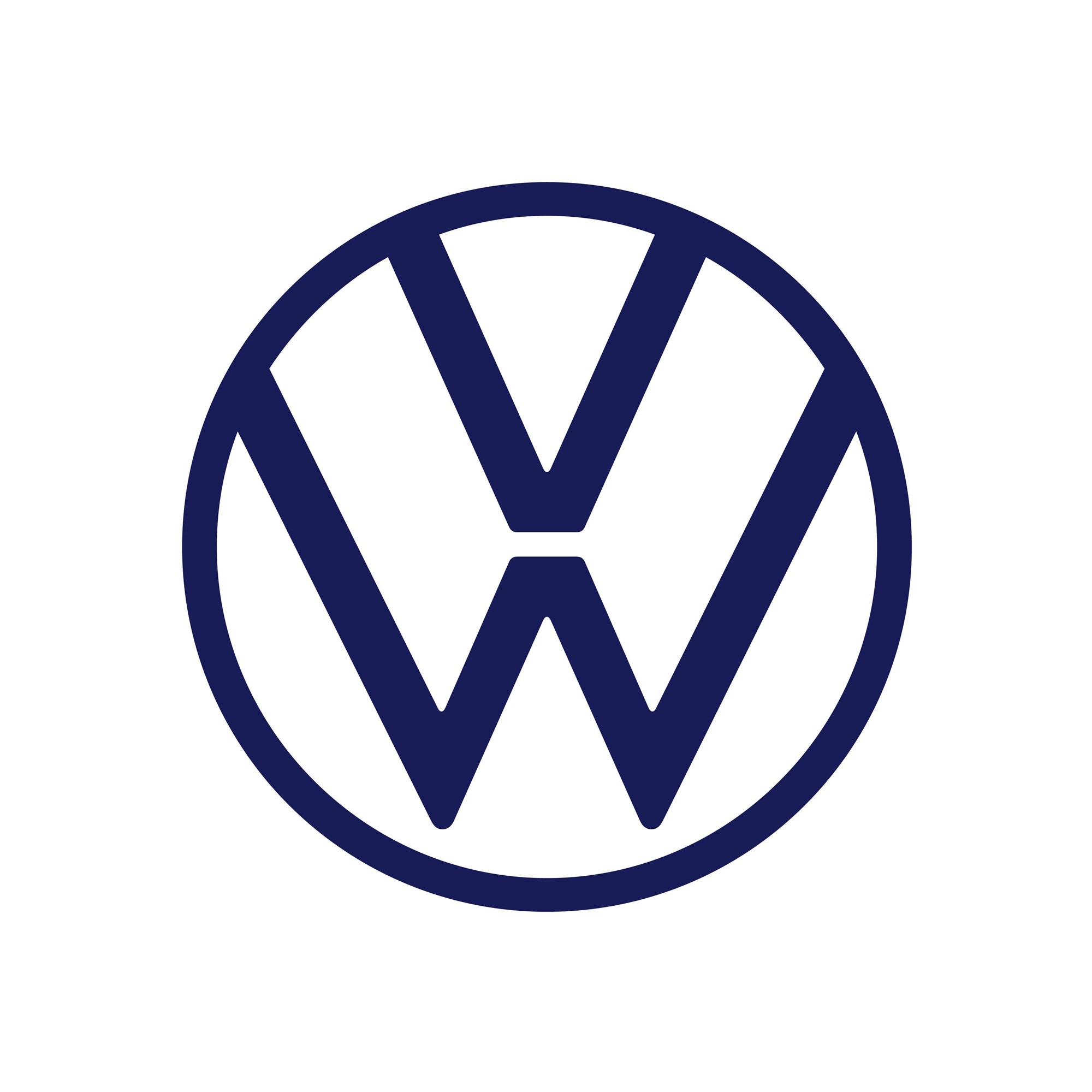 Brand New New Logo And Identity For Volkswagen Done In House Car Brands Logos Volkswagen Logo Volkswagen