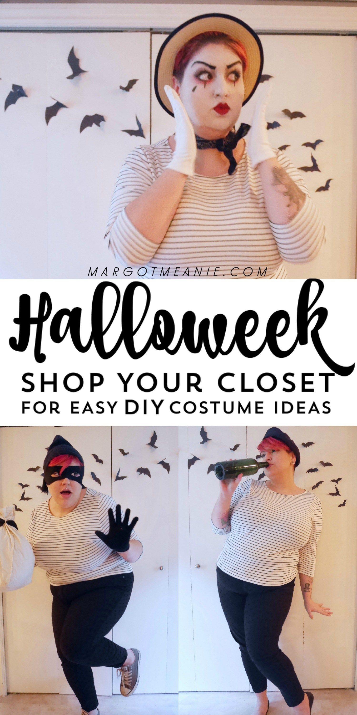 Halloweek (mit Bildern)  Halloween kostüm, Diy kostüme frauen