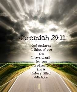 Jeremiah 29:11  Black and white clouds The hand of God eagle or soul holy spirit