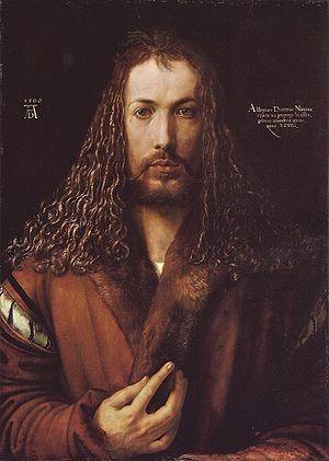 self portrait albrecht dürer 21 may 1471 nürnberg dead 6 april