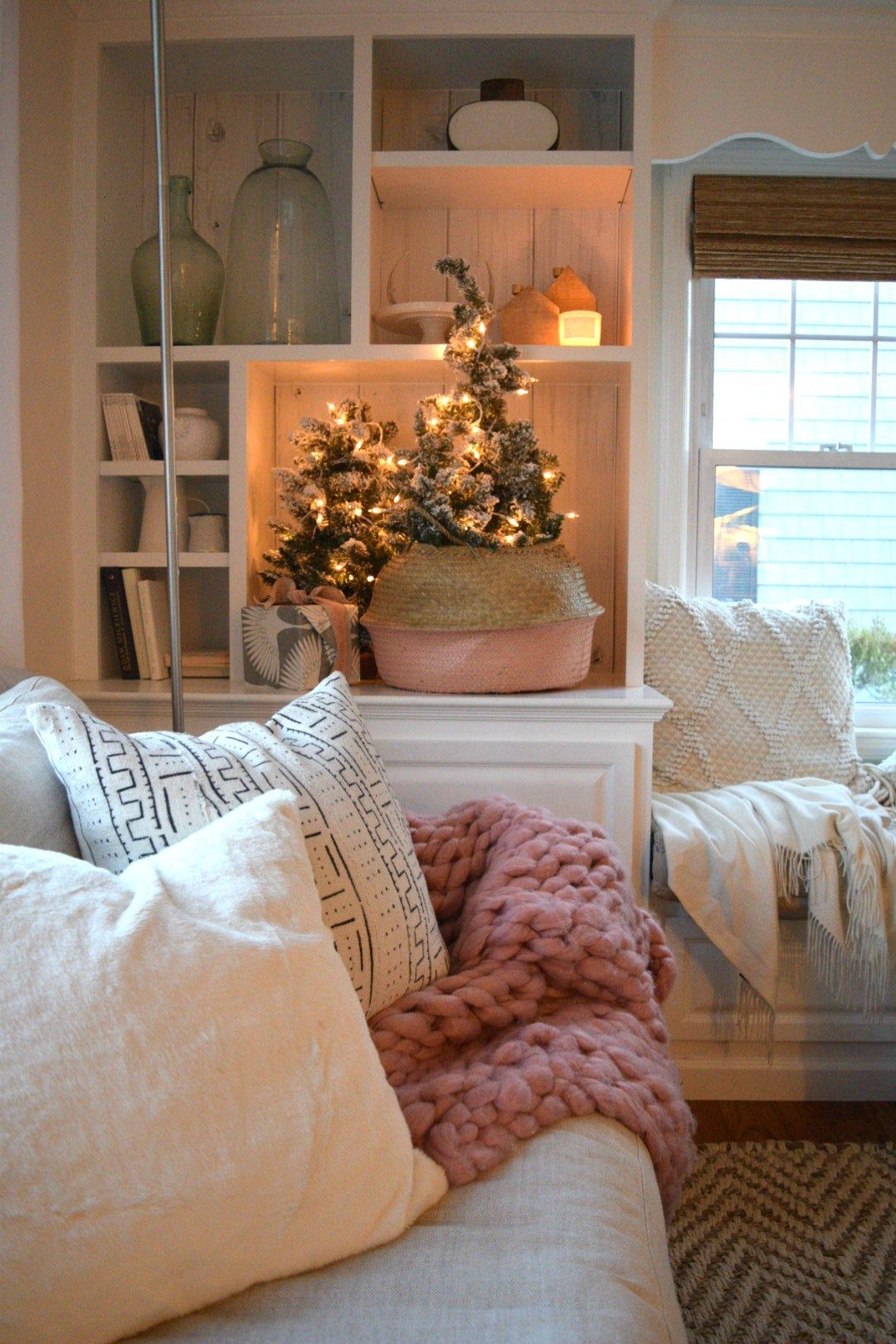 Home exterieur designtrends 2018 top home decor christmas trends   eclectic cottage farmhouse