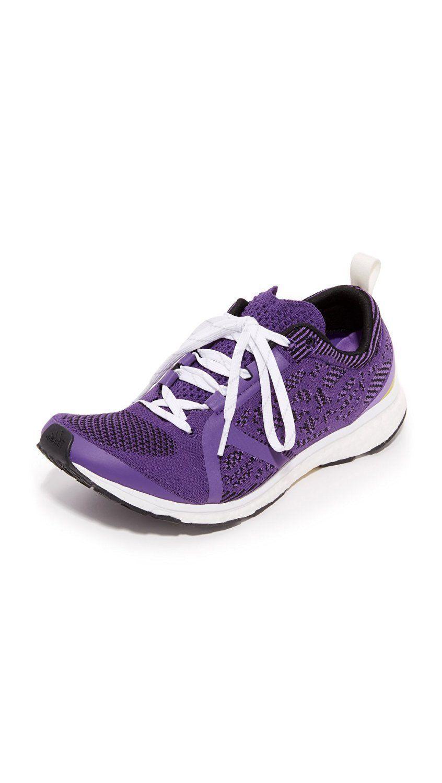 0da7faa3c677b Adidas By Stella Mccartney Aq2672-500 Womens Adizero Adios Sneakers ...