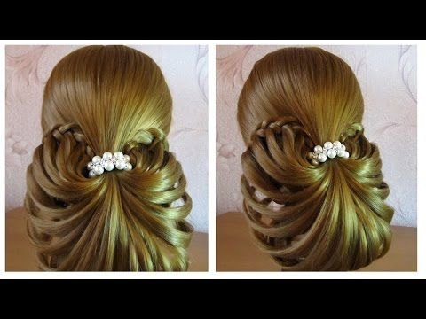 Coiffure avec tresse belle coiffure facile faire cheveux long mi oiffure evening wedding easy do it yourself hair mid quick and easy long in this tutorial hairstyle i show you how to realize a beautiful coiffure solutioingenieria Image collections