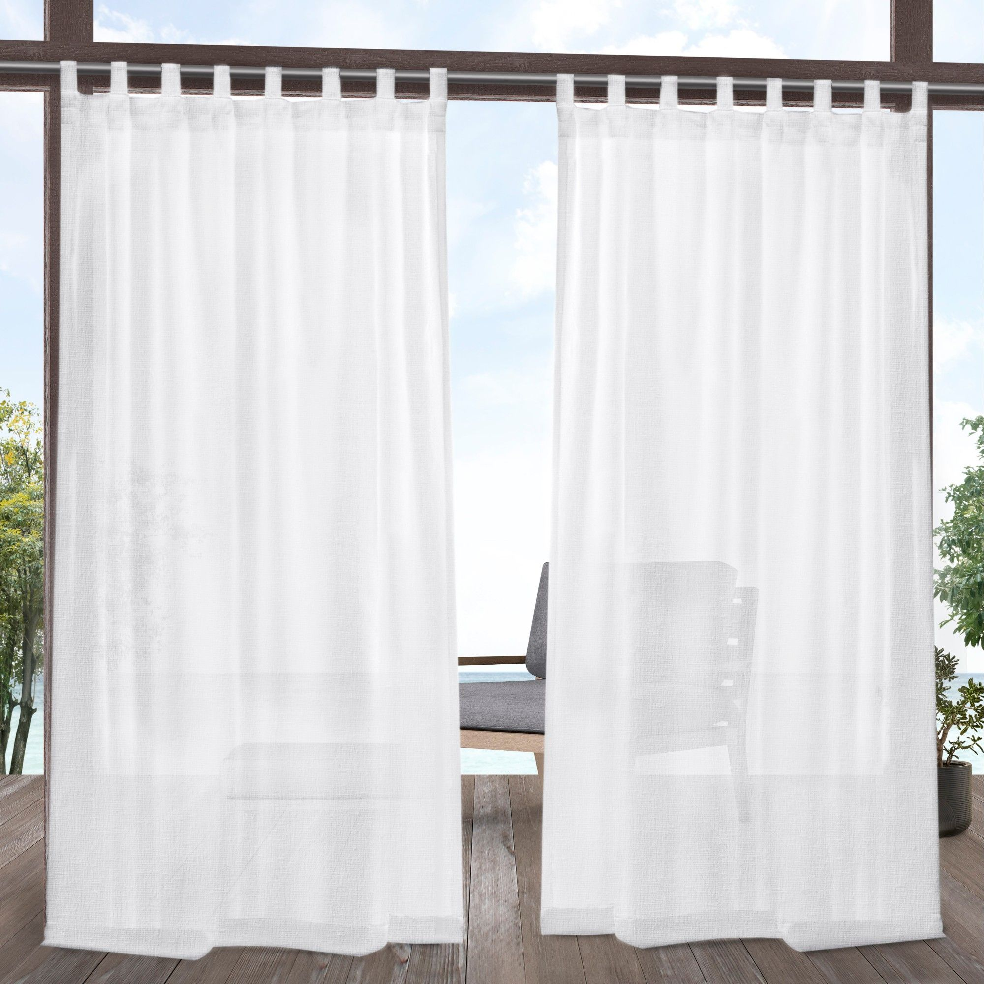 Patio Garden Outdoor Curtains Home Curtains Panel Curtains