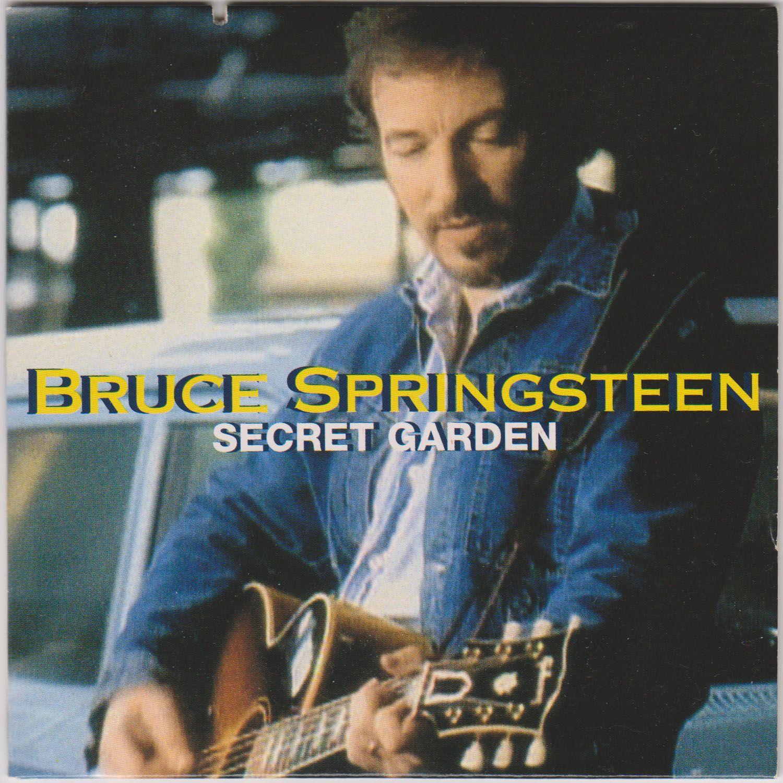 Bruce Springsteen Secret Garden Springsteen Album Covers Pinterest Bruce Springsteen