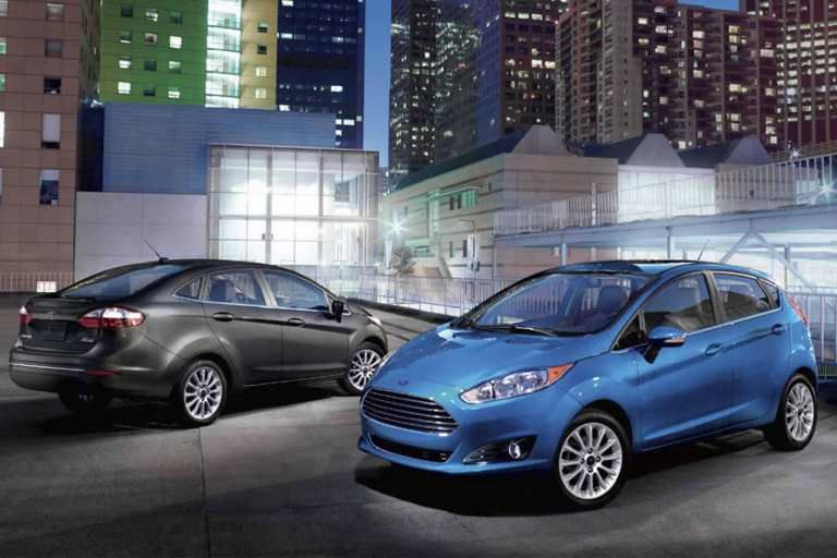 Two beautiful body styles, one amazing Ford Fiesta. Ford
