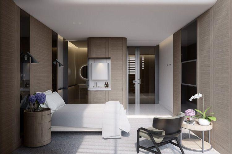 تصاميم المشافي الداخلية بين راحة الزائر وعصرية الشكل Hospital Design Design Home Decor
