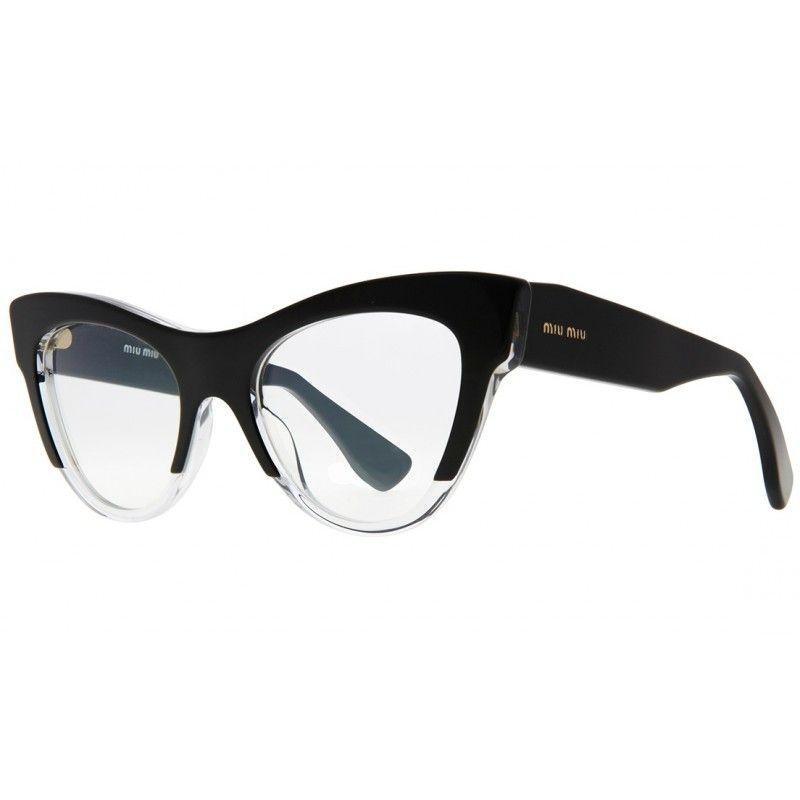 Miu Miu Eyeglasses MU 07MV - RASOIR | Divine Optics | Eye Spy ...