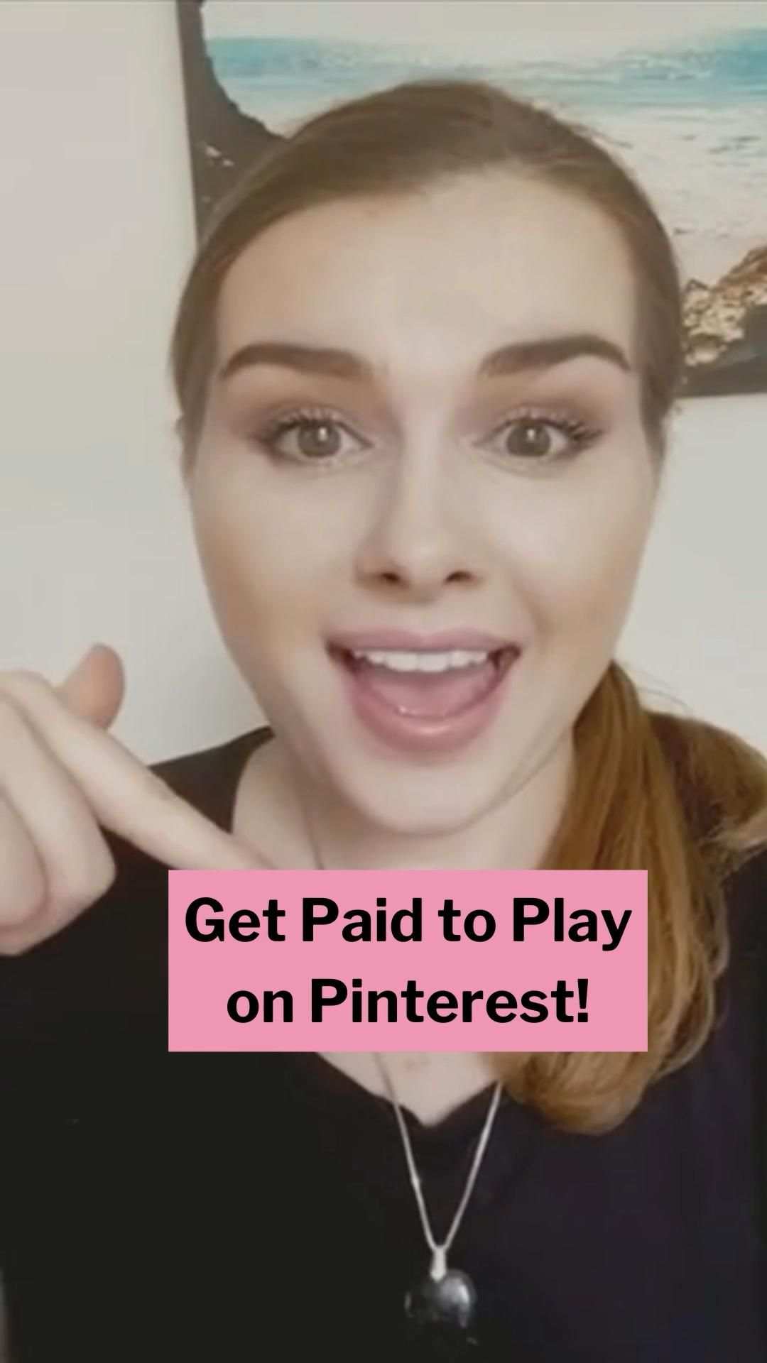 Get Paid to Play on Pinterest!
