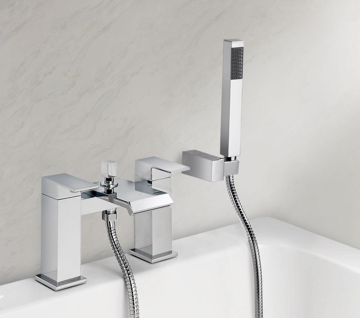 Tec Studio Q Waterfall Bath Shower Mixer Tap  Brand - Synergy  Ceramic  disc cartridge