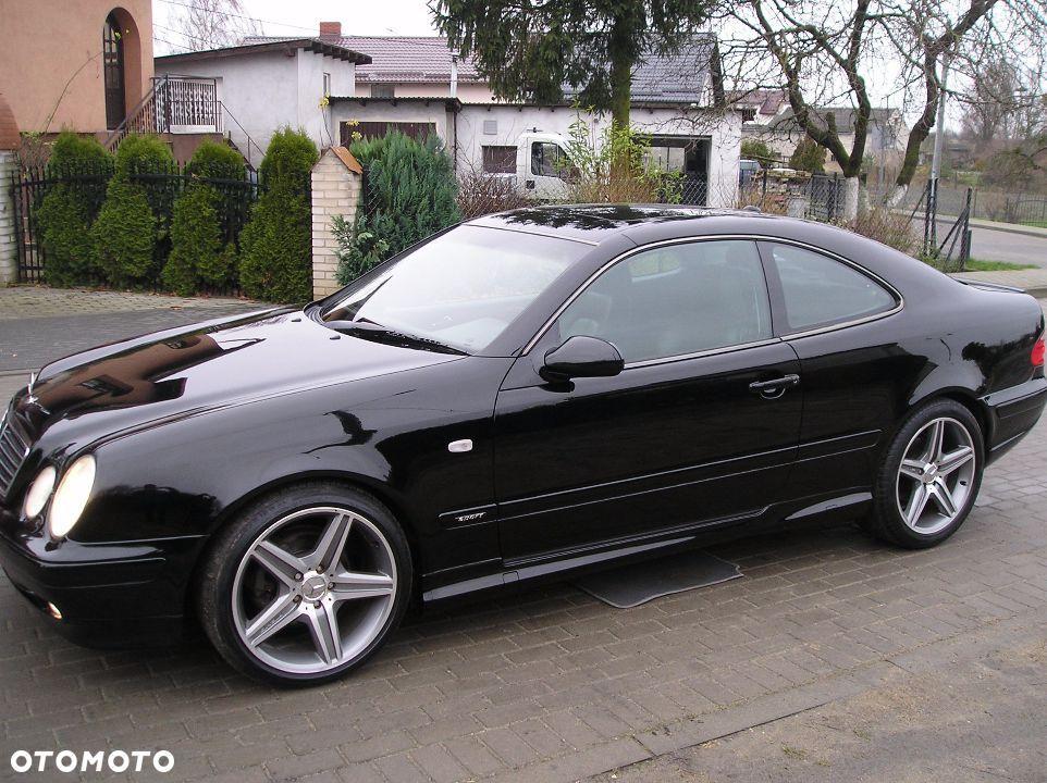 Uzywane Mercedes Benz Clk 13 999 Pln 222 701 Km 1998 Otomoto Pl