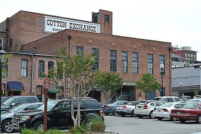 The Cotton Exchange Wilmington Nc Shopping Dining