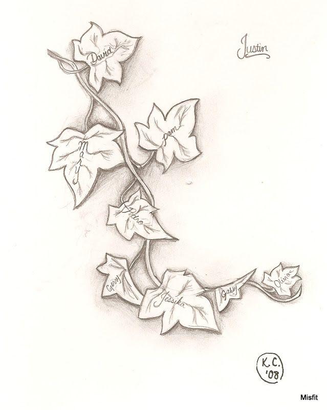 Vine Side Tattoo -jessica-alba-tattoo-design-ivy-vine-online-designs ...
