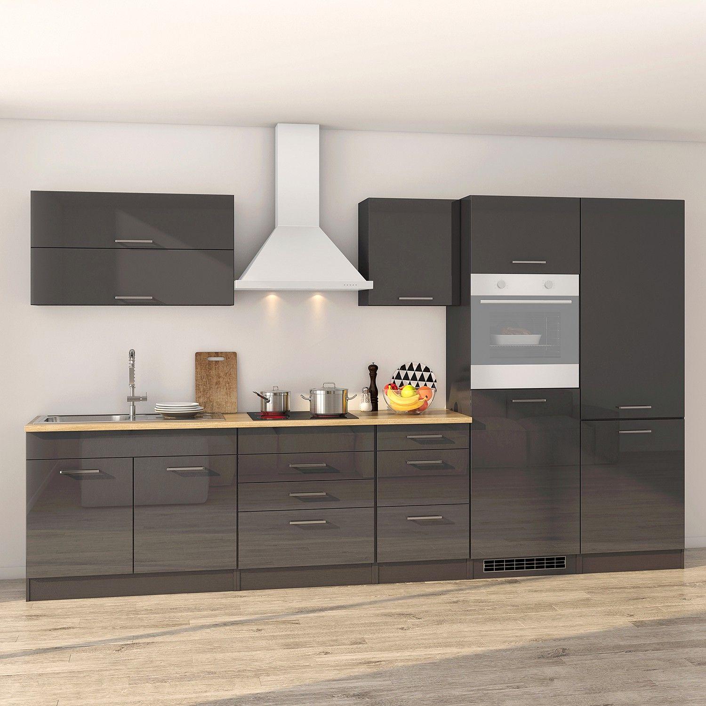 Kuechenzeile Mailand Xii Wohnung Küche Innenarchitektur Küche Küche Block