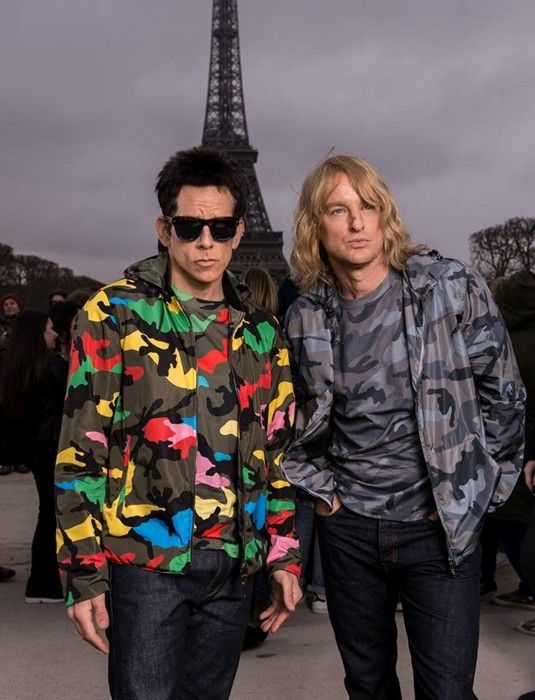 Valentino release more Zoolander SS15 campaign images   Dazed