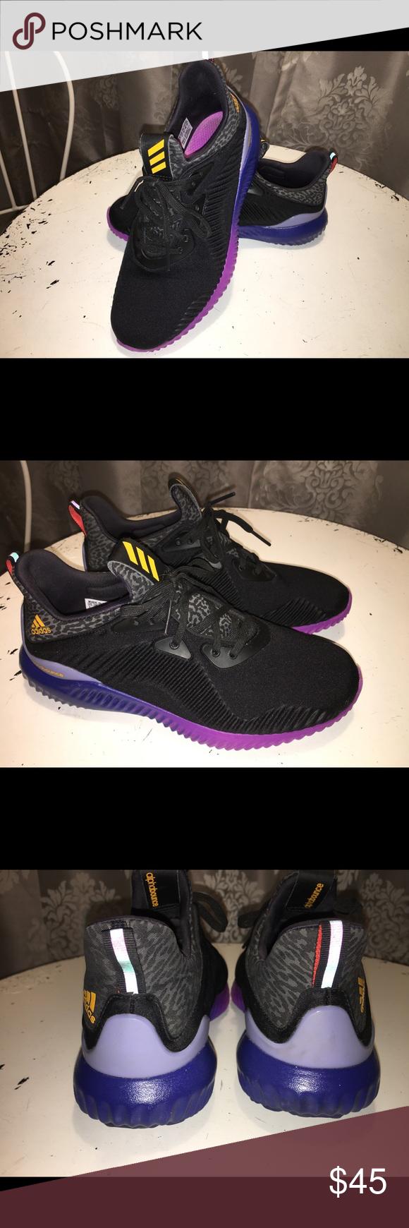 Adidas donne alpha rimbalzare 7 le adidas, scarpe da ginnastica e atletica