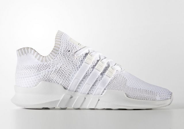 premium selection 500a4 1e57f adidas EQT ADV Primeknit White Women | Adidas Shoes | Adidas ...