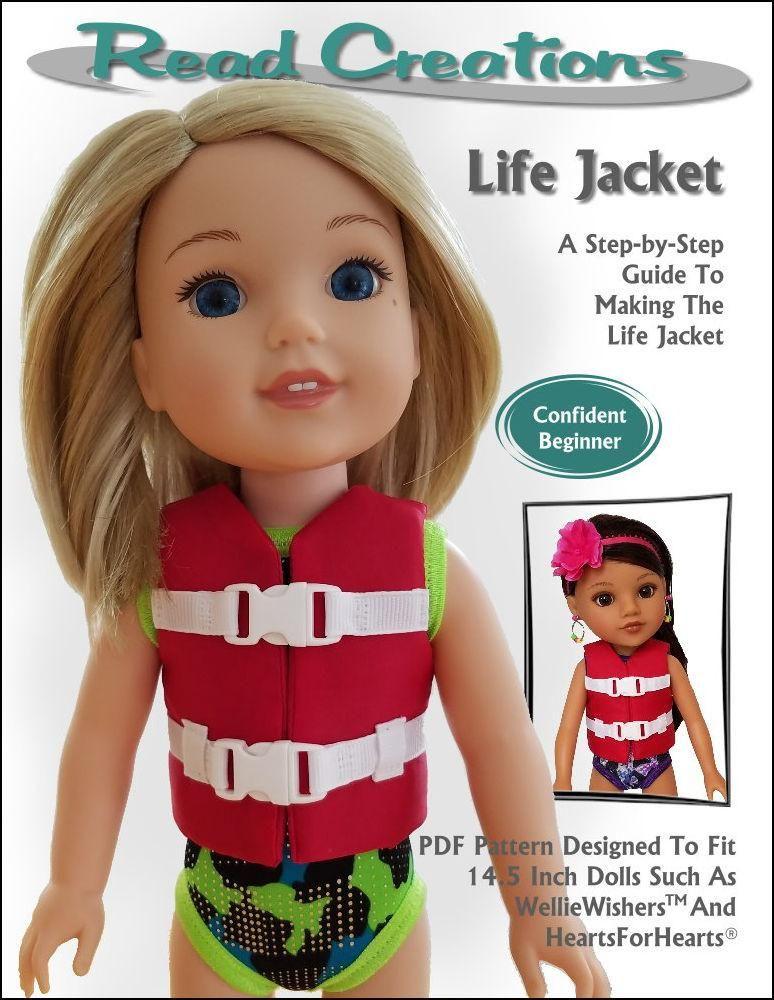 Life Jacket 14-14.5\