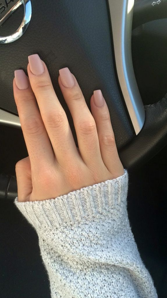 50 Short Acrylic Nail Designs to Express Yourself in 2019 - Linasbest Blog