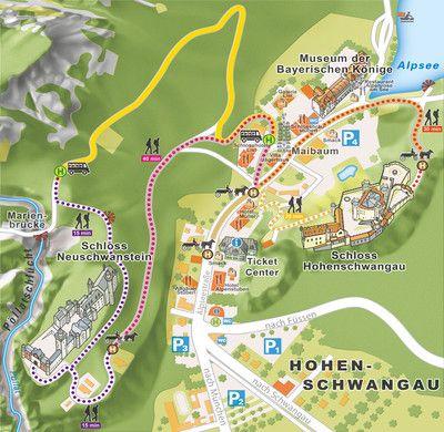 Neuschwanstein Hotels Events Touren Tickets Neuschwanstein Schloss Neuschwanstein Neue Wege