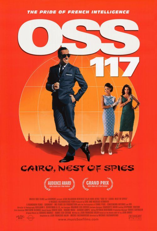 Oss 117 Oss 117 Le Caire Films Complets