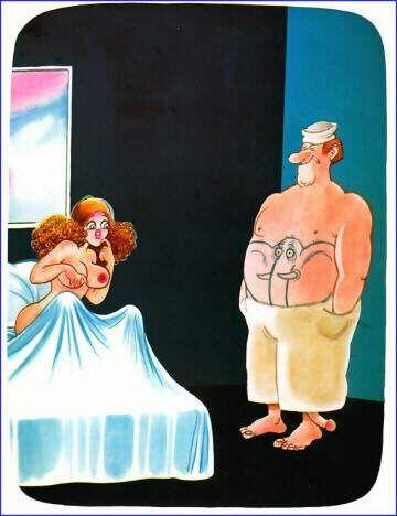Funny sexy cartoon pics