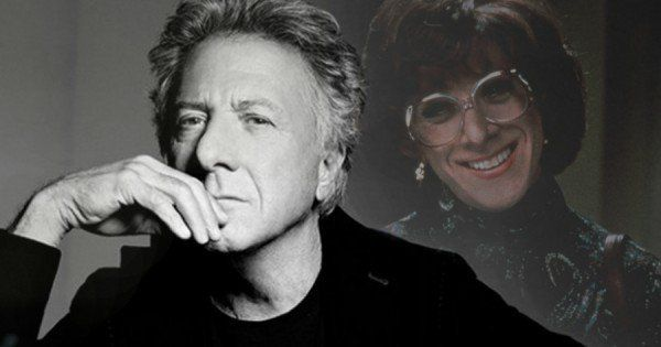 Dustin Hoffman talks about how it feels like to be a woman
