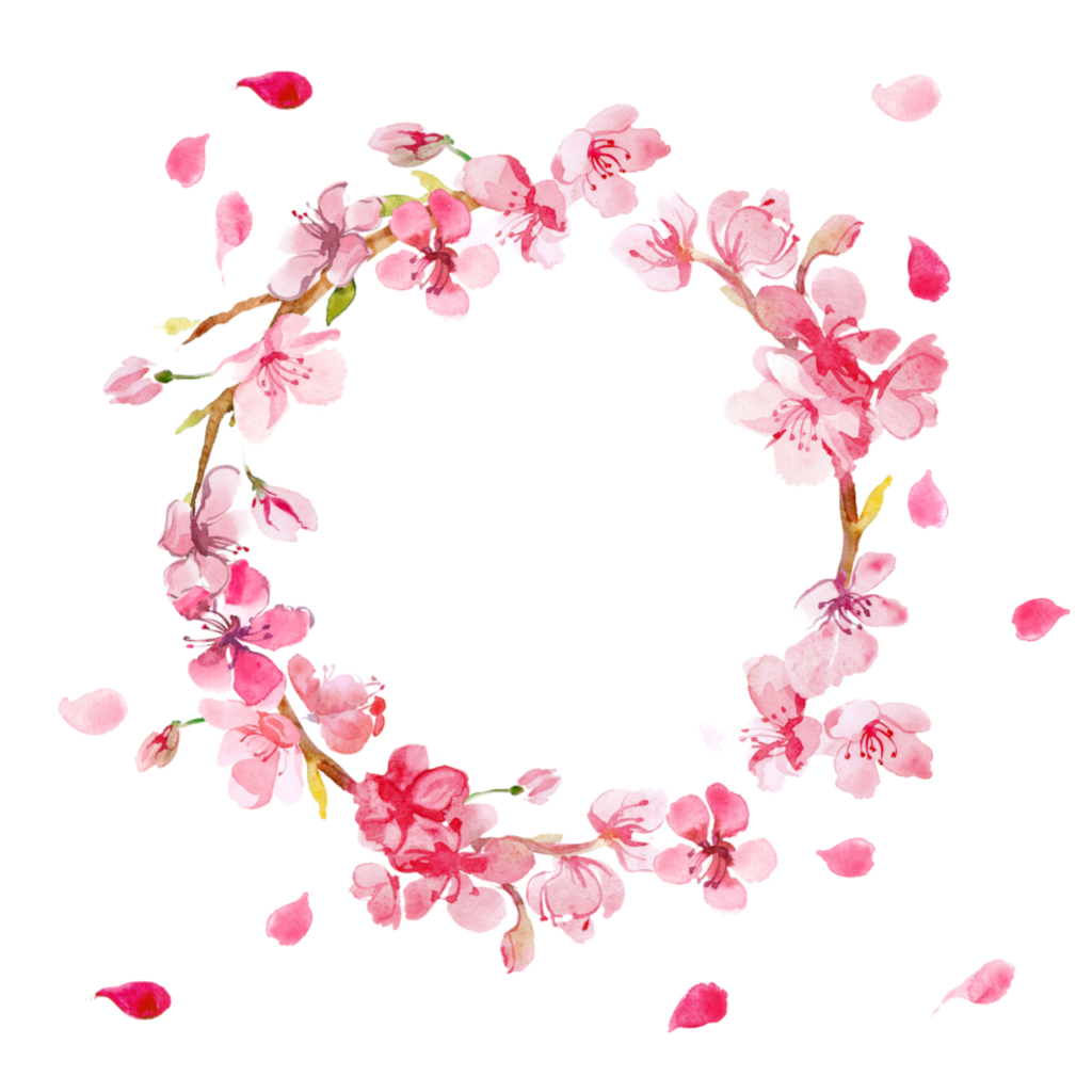 Search For Users And Pictures On Picsart Floral Wreath