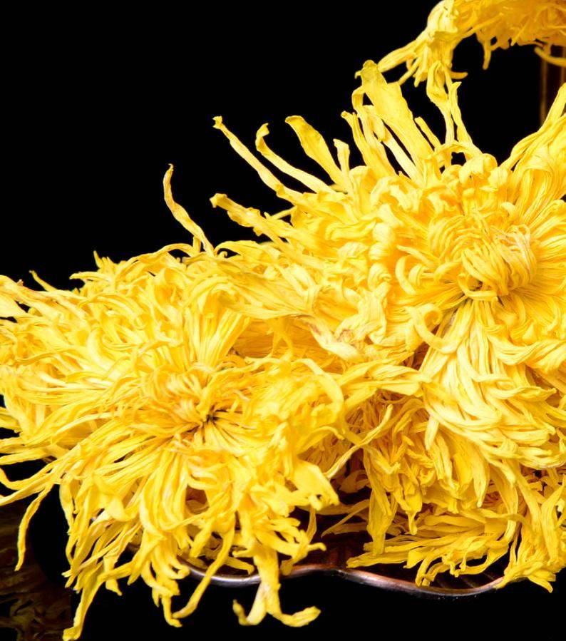 Chrysanthemum Flowers Dried High Quality Yellow Herbal Etsy In 2020 Chrysanthemum Flower Yellow Chrysanthemum Chrysanthemum Tea