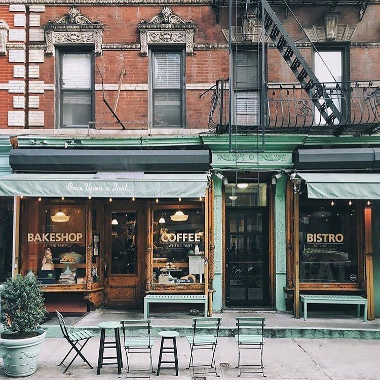 Once upon a tart because this cafe has the cutest name # ...