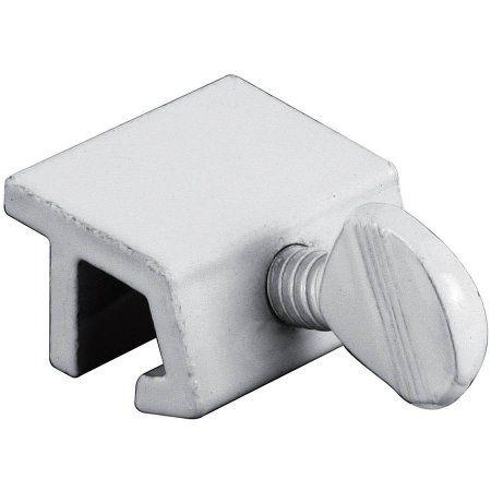 Prime Line U9823 1 inch White Extruded Aluminum Sliding ...