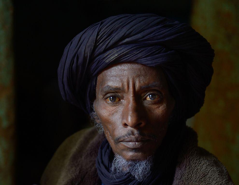 Hombre de Malí