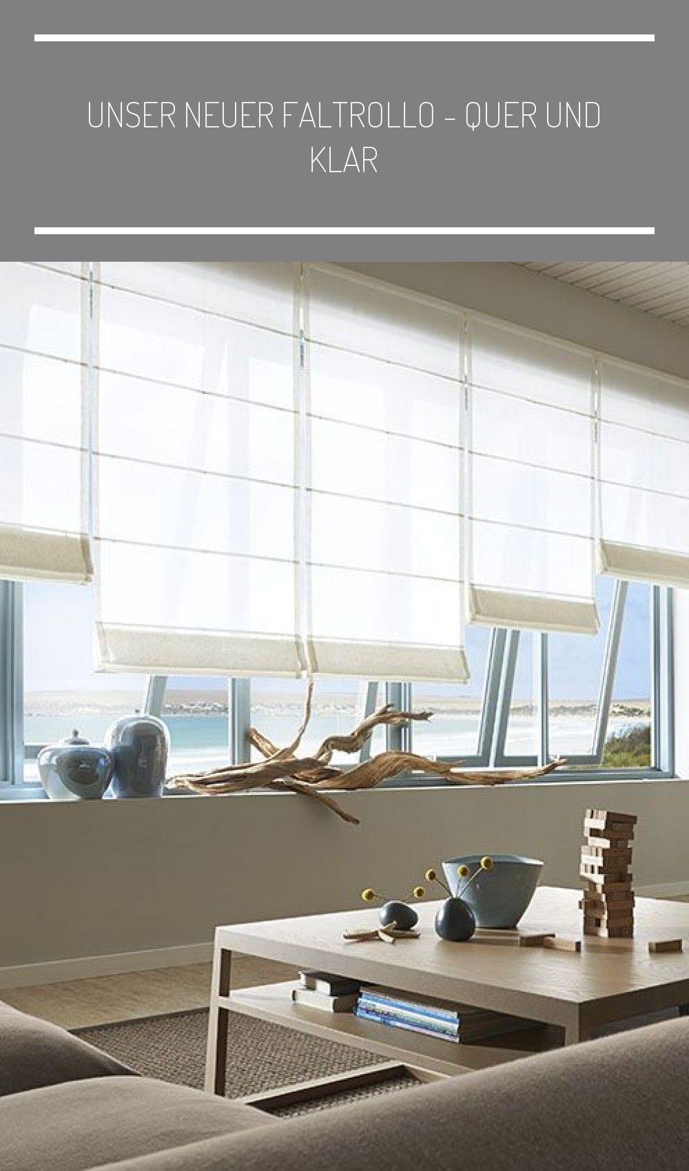 Die Neue Variante Vom Raffrollo Ist Das Faltrollo Es Besticht Durch Seine Gradlinigkeit Die Durch Die Eingearbeiteten Querstabe Erzeugt Wird Wohn Esszimmer In 2020