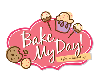 20 Yummy Bakery Logos – Tickle your Sweet Tooth! – Think Design ...