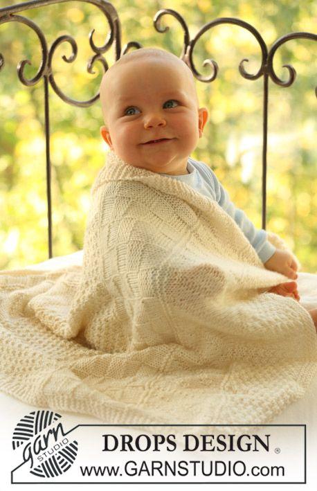 Babydeken Bij Garnstudio Blankets Dekens Haken En Breien
