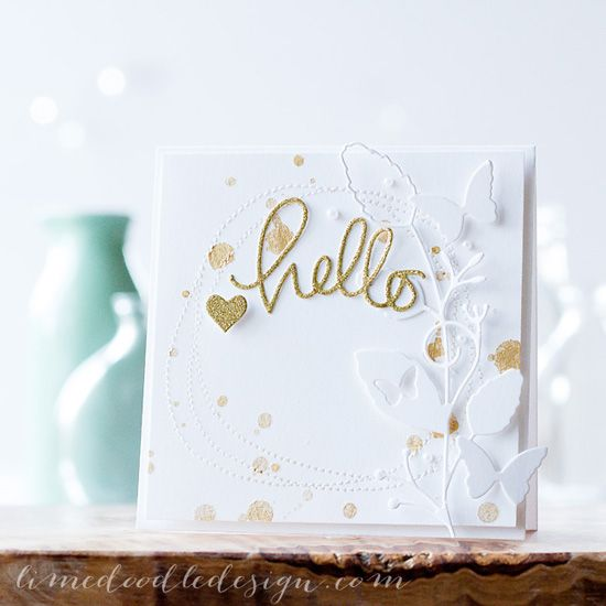 Created by Debby Hughes using Simon Says Stamp Exclusives for this Gorgeous card. May 2014