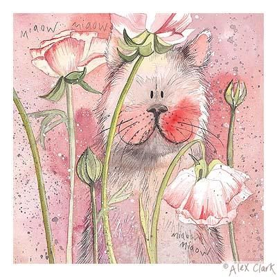 Chloe by alex clark dibujos pinterest clarks cat and illustrators chloe by alex clark mightylinksfo