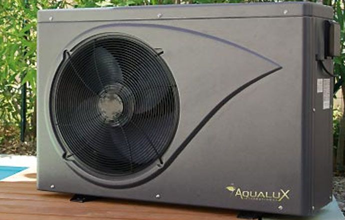 Poolex Jetline 125 au tarif le plus bas - Grâce à un compresseur - pompe a chaleur pour maison