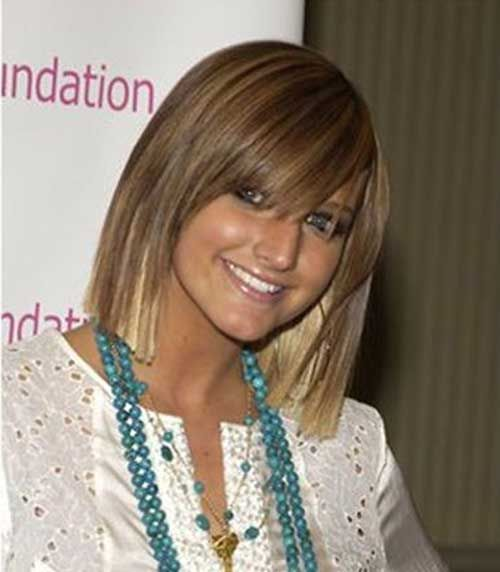 Hairstyles For Straight Hair Short Straight Hairstyles With Bangs  Straight Hairstyles Bangs