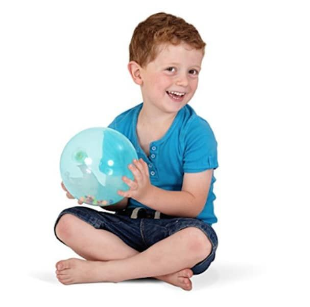 Gifts For Kids With Autism Edushape Rainbow Soft Ball